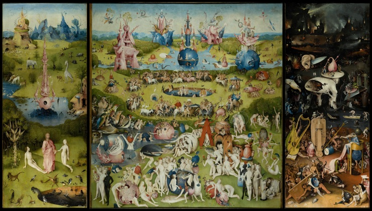 The Garden of Earthly Delights Low Resolution