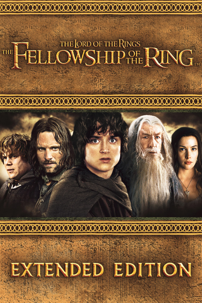 movie night the lord of the rings the fellowship of the ring