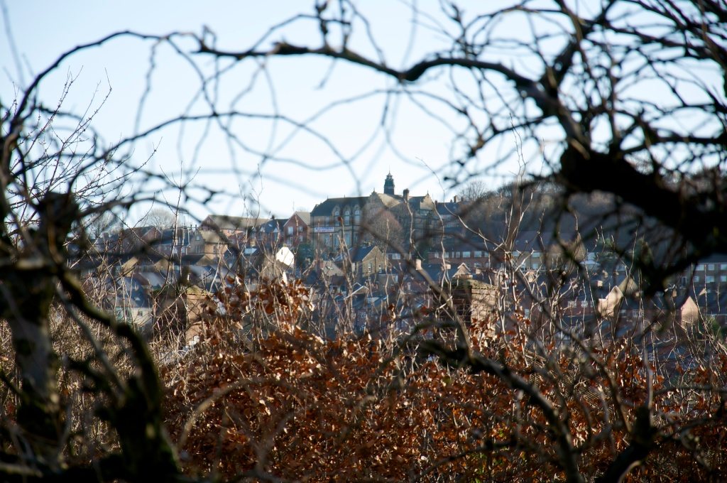 Crookes across the Rivelin