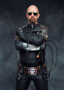 Rob Halford – none more metal.