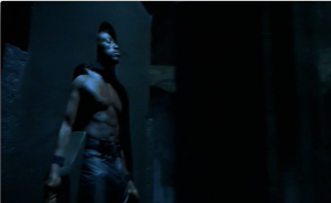 Remember this scene from Blade? Yeah, sort of crushed.