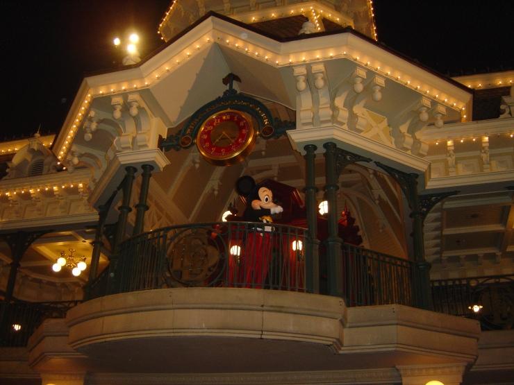 Disneyland magic…