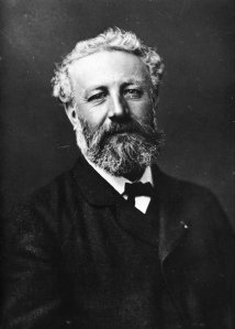 Jules Verne – the father of science fiction.