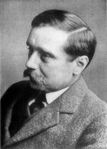 H.G. Wells – the father of quantum physics.