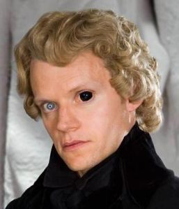 Marc Warren as Mr. Teatime
