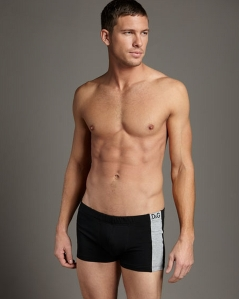 Mens Fashion 2011 summer Boxer Briefs D&G