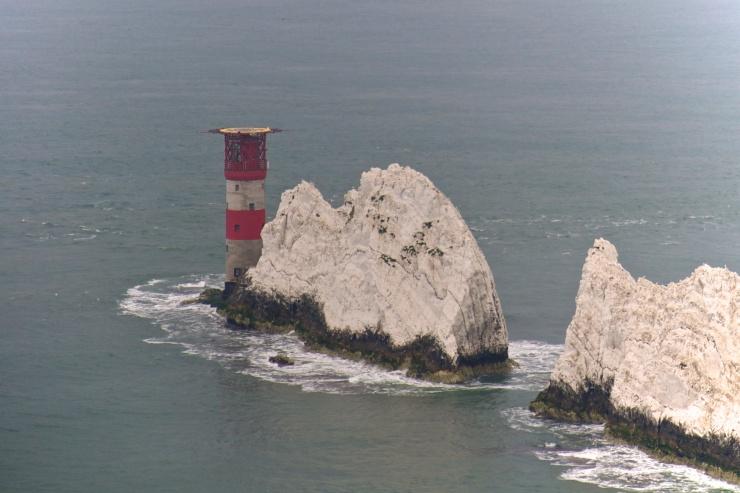 Needles Point Lighthouse