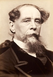 Charles Dickens – doesn't this guy look stuffy and boring?