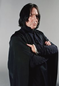 Yes, I understand Snape somehow redeems himself…but I don't know how, so don't spoil it!
