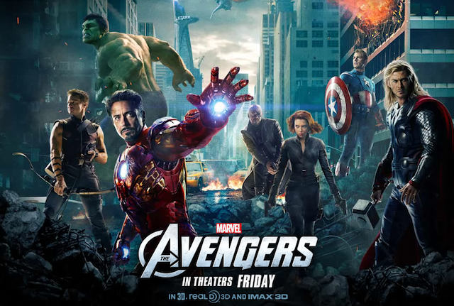 The Avengers—the greatest ensemble cast ever?