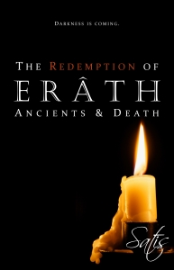 The Redemption of Erâth - Vol 3 - Ancients & Death (Cover)