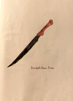 The black dagger.