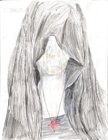 Shaera, figure of Death.
