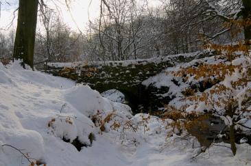 Strines Moor Bridge