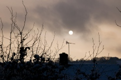Winter Sun over Crosspool